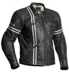 Halvarssons Dresden Leather Mens Jacket