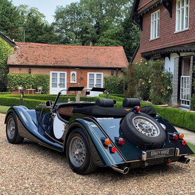 Morgan Roadster 110 Edition - Anniversary Green