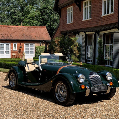 SOLD - Morgan Roadster 110 Edition - Sport Green