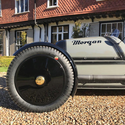 Morgan 3 wheeler - Krazy Horse One Off Build