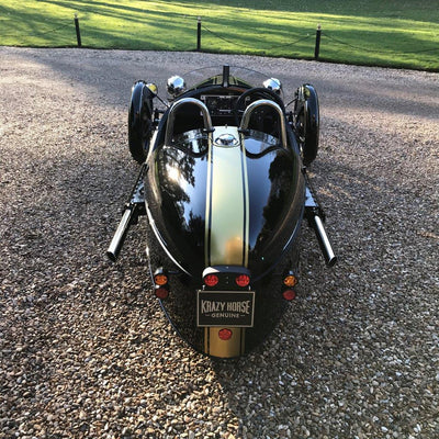 SOLD - Morgan 3 wheeler - Sport Black