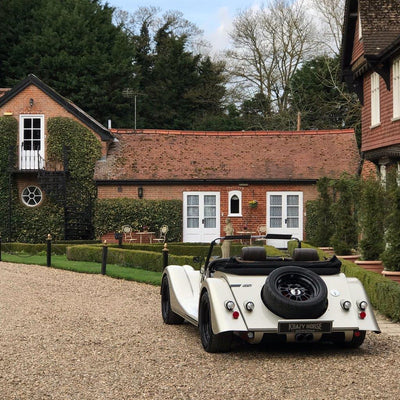 SOLD - Morgan ARP4 Cosworth - Prosecco