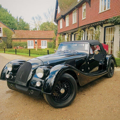 Morgan Plus 4 - Sport Black