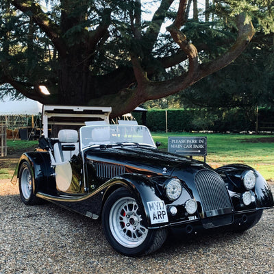 Morgan ARP4 - No. 50 of 50 - Morgan Sports Black for sale