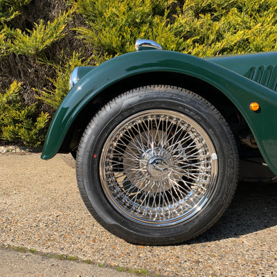 SOLD - MORGAN ROADSTER 3.7 V6 - MORGAN SPORTS GREEN