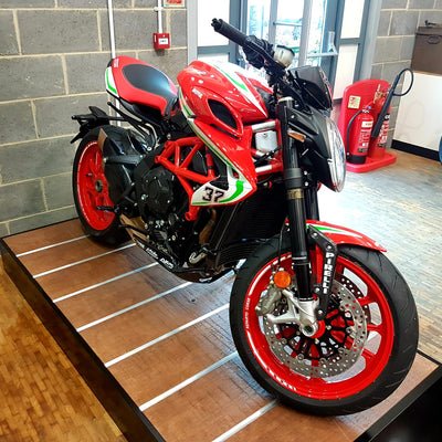 MV Agusta Dragster 800RC - 88 of 250 Ltd Edition