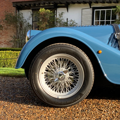 Morgan Plus 4 - RAF Blue