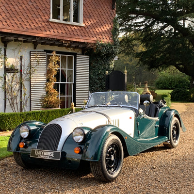 Morgan Brooklands Roadster