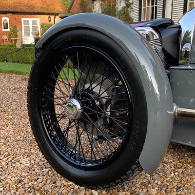 SOLD - Morgan 3 Wheeler Sport Grey