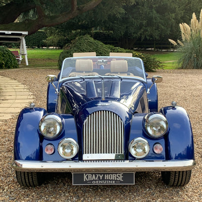 Morgan Roadster Le Mans Blue
