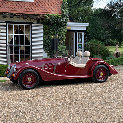 Morgan 4/4 80th Anniversary No.76 of 80