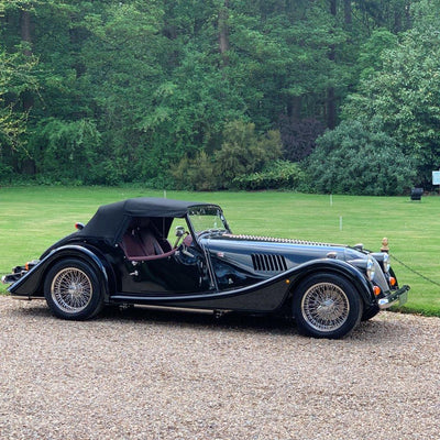 Morgan Roadster 110 Edition - Bentley Dark Emerald Green