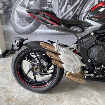 MV Agusta Brutale RR - Black and Red