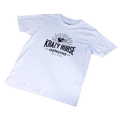 KH WILD RIDE T-SHIRT (WHITE)