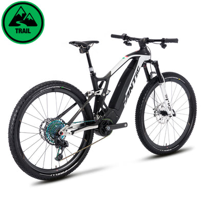 Fantic E-Bike - Trail - Integra XTF 1.5 720Wh - Carbon Sport
