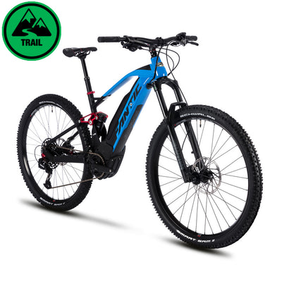 Fantic E-Bike - Trail -  Integra XTF 1.5 630Wh