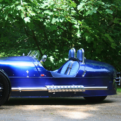 SOLD - Morgan 3 Wheeler - Tour De France Blue