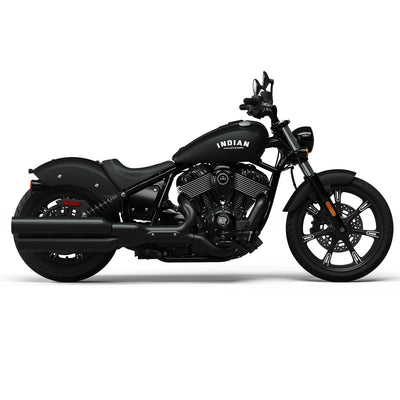 New Indian Chief Dark Horse - Black Smoke