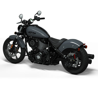 New Indian Chief Dark Horse - Stealth Grey