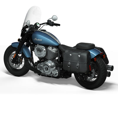 New Indian Super Chief Limited - Blue Slate Metallic or Black Metallic or Maroon Metallic