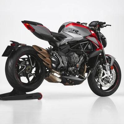 2021 MV Agusta Brutale RR - Carbon Black Metallic/Avio Grey Metallic or Shock Pearl Red/Avio Grey