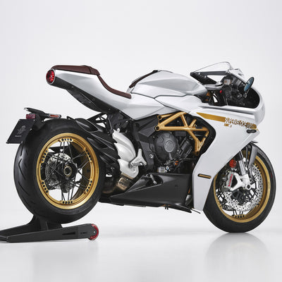 MV Agusta SuperVeloce S - Surreal White
