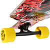 Limited Edition Krazy Horse Custom 44 inch Long Board!!