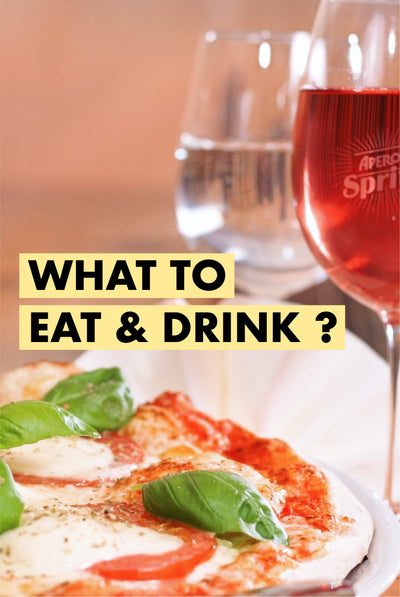 What to eat & drink when in Rome