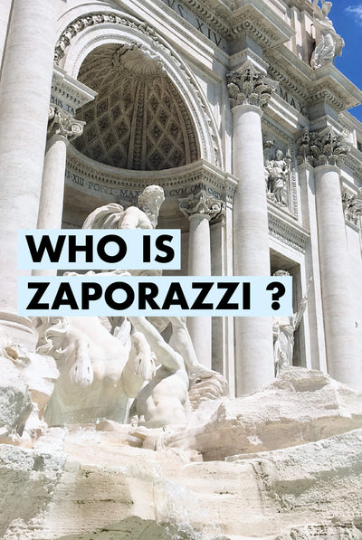 So you found out you are a Zaporazzi and you didn't know it.