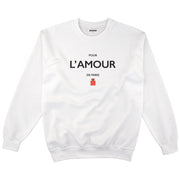 l'Amour Crewneck | French