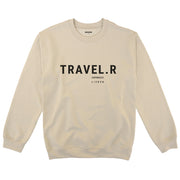 TRAVEL.R Crewneck | Lisbon