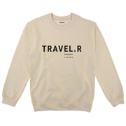 TRAVEL.R Crewneck | Vienna