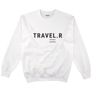 TRAVEL.R Crewneck | Amsterdam