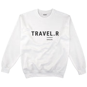 TRAVEL.R Crewneck | Barcelona
