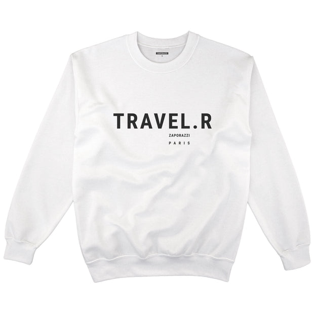 TRAVEL.R Crewneck | Paris