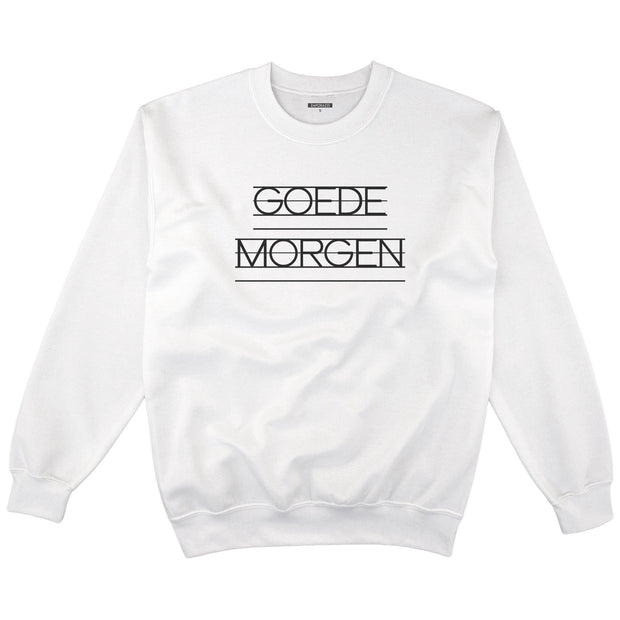 Goedemorgen Crewneck | Dutch