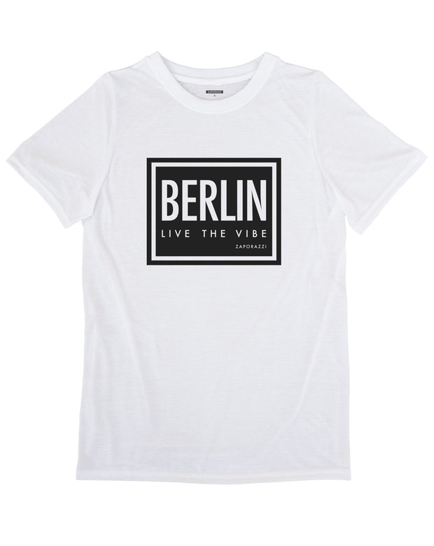 Berlin: Live The Vibe T-shirt