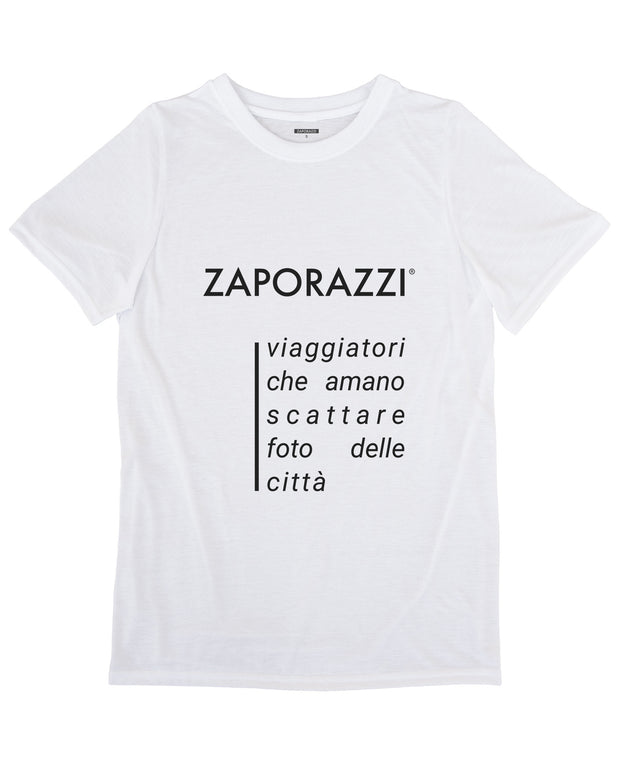 what does Zaporazzi mean Tshirt