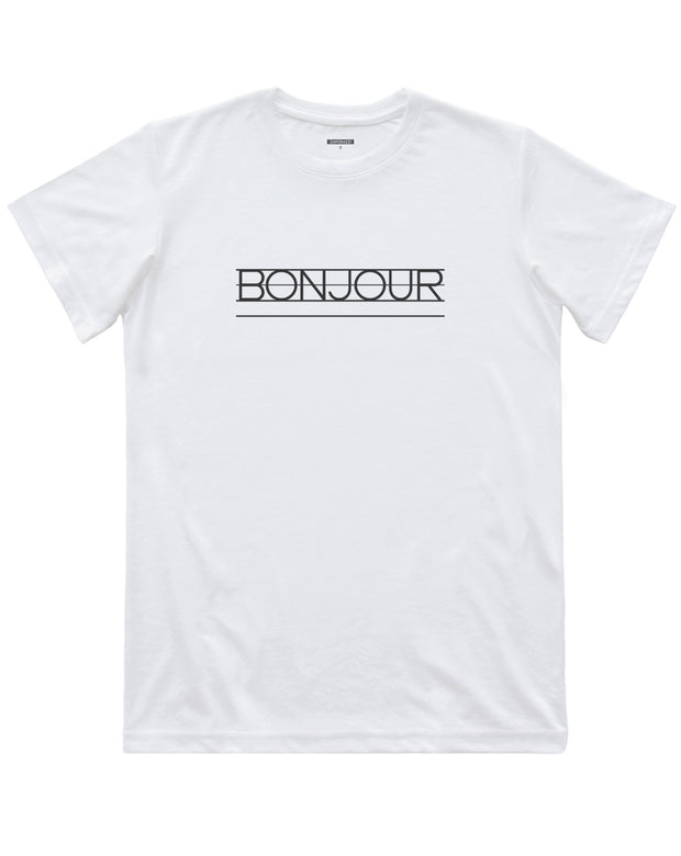 Bonjour T-shirt | French