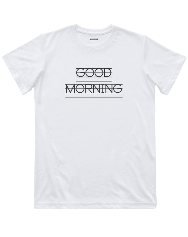 Good Morning T-shirt | English