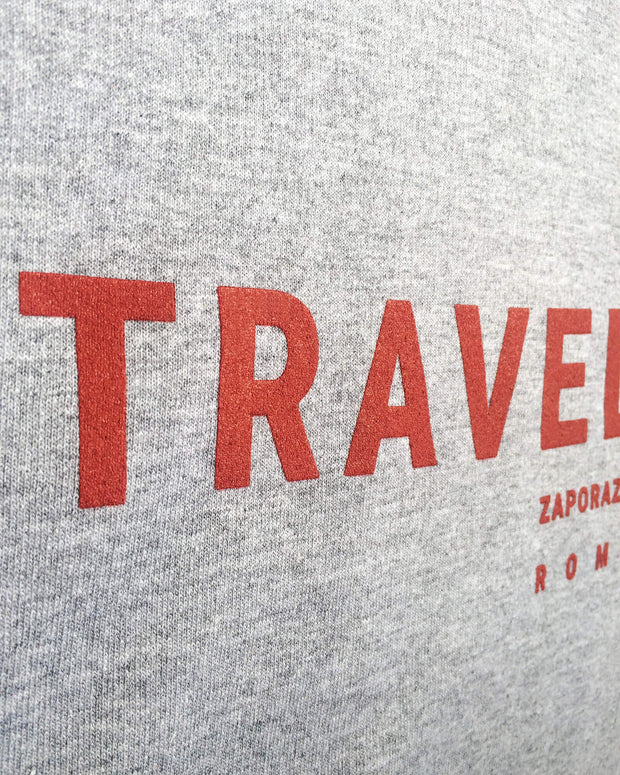 TRAVEL.R™ Crewneck | Rome