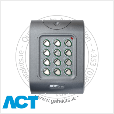 Act 5E Prox - Digital Keypad With Proximity - Keypad