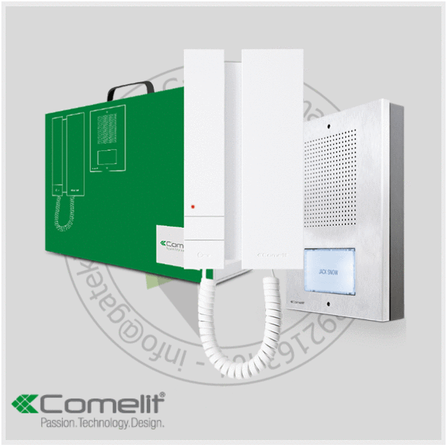 Comelit 2 Wire Intercom Kit