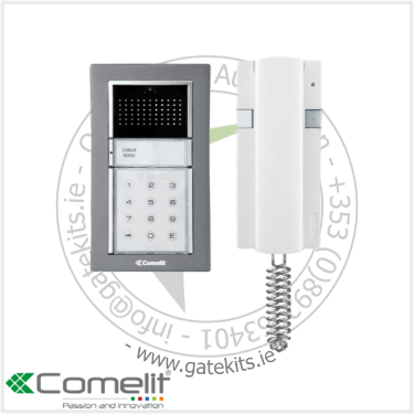 Comelit 8241I Intercom Kit - With 1 Handset - Intercom