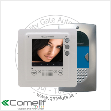 Comelit 8471S Smart Kit 1 User - Video Entry
