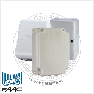Faac Enclosure Mod. E Mod. L Mod. Lm For Control Boards - Gate Accessories