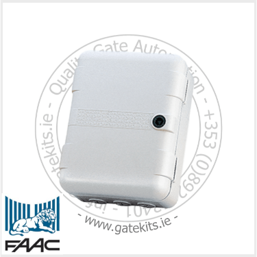 Faac Enclosure Mod. E Mod. L Mod. Lm For Control Boards - Mod. L - Gate Accessories