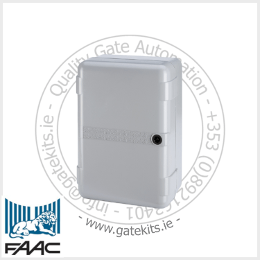Faac Enclosure Mod. E Mod. L Mod. Lm For Control Boards - Mod. Lm - Gate Accessories