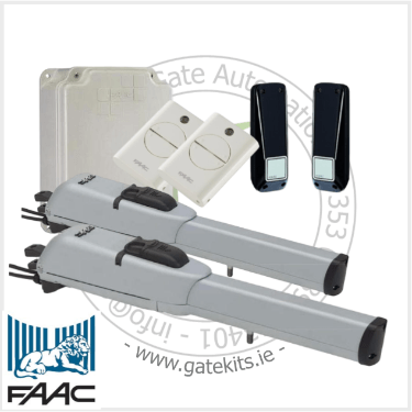 Faac 413 Trendy Gate Kit 10441993 - Mechanical Ram Kit