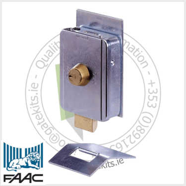 Faac V90 Electric Gate Lock - Gate Accessories